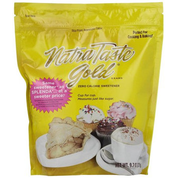 Natra Taste Sugar Subsitute Gold, 9.7 OZ