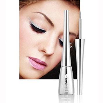 Liquid Glitter Eyeliner, DEESEE(TM) 6 Color Fashion Multi-color Bright Smoky Waterproof Non-Stick Glitter EyeShadow Shining Eye Makeup
