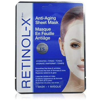 Retinol-X Anti Aging Sheet Mask, 5 Count