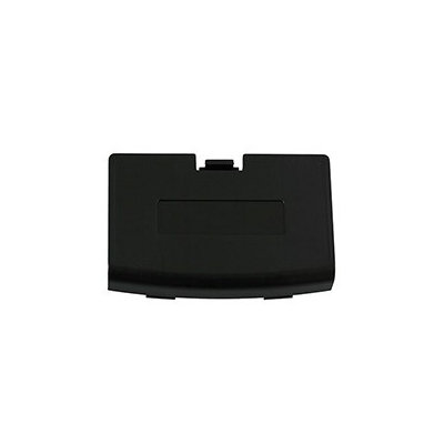 TTX Tech Third Party Battery Door Cover for Nintendo GBA - Black