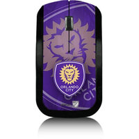 Keyscaper Orlando City Soccer Club Wireless USB Mouse