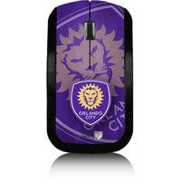 Keyscaper Orlando City Soccer Club Wireless USB Mouse