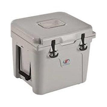 Lit TS4006000WH32Q 32 qt Lit Cooler Gray