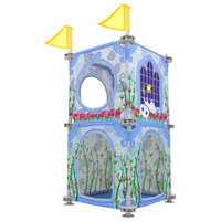 Sportpet Designs Inc Kitty City Magnificent Tower