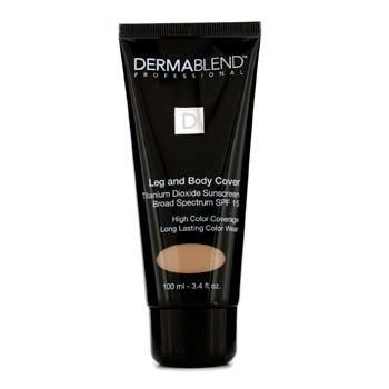 Dermablend Leg & Body Cover Spf 15 (Full Coverage & Long Wearability) Bronze 100Ml/3.4Oz