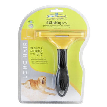 FURminator Short Hair Deshedding Tool for Large Dogs.