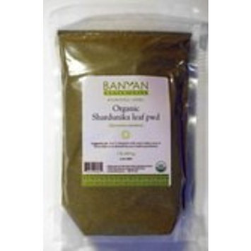 Banyan Botanicals Shardunika Powder - Certified Organic, 1 Pound - Gymnema sylvestre - Supports healthy blood glucose levels and proper function of the pancreas*