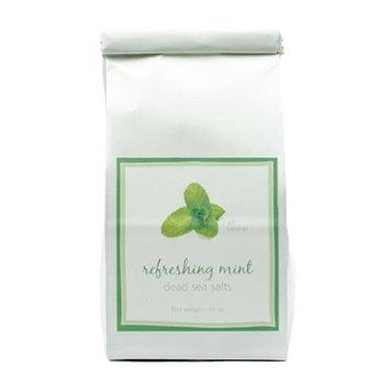 Dead Sea Salts, Refreshing Mint - 2 lb Bag