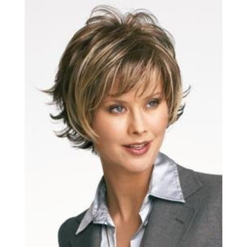 Hairdo Raquel Welch Boost Sweeping Layered Comfort Cap Wig, Golden Wheat