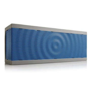 BOHM Bluetooth 3.0 Wireless Stereo Speaker with Built-in Speakerphone and Rechargeable Battery - Gra