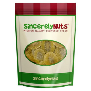 Sincerely Nuts Natural Dried Kiwi, Slices, 1 Lb