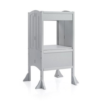 Heartwood Kitchen Helper in Gray - Guidecraft G97404