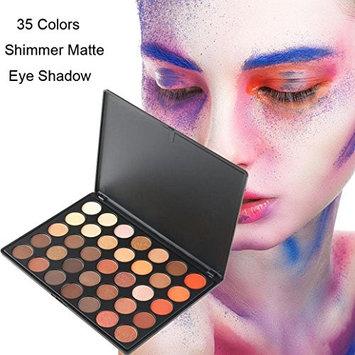 Alonea 35 Colors Shimmer Matte Eye Shadow Eyeshadow Palette Pro Cosmetic Makeup Tool