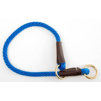 Mendota Products, Inc. Mendota Command Slip Dog Collar 16 Inch Blue