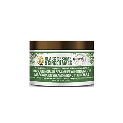 Nature's Spirit Mask - Black Sesame & Ginger 8 oz. (Pack of 6)