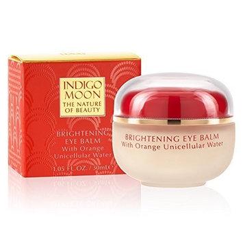 INDIGO MOON Brightening Eye Balm with Orange Unicellular Water, 1.05 Ounce by INDIGO MOON