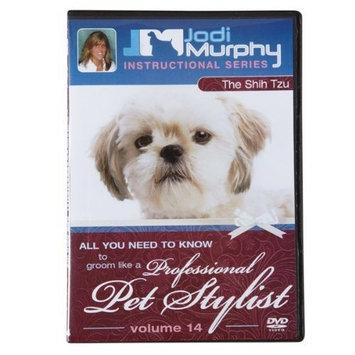PetEdge Jodi Murphy Grooming DVD, Shih Tzu