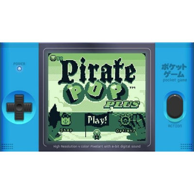 Nintendo Pirate Pop Plus Wii U (Email Delivery)