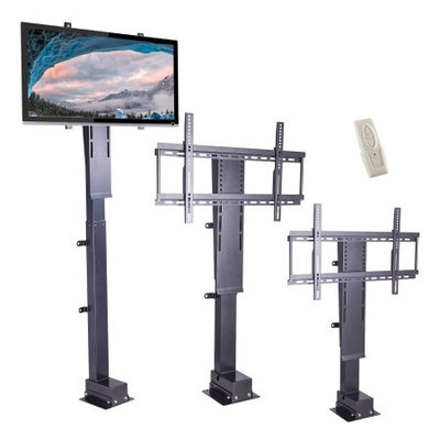 Tvt-n650 Motorized TV Lift Stand with Remote Control for Big Panel 30
