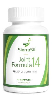 Joint Formula 14 SierraSil 51 Caps