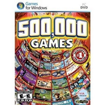 Jack Of All Games 500 Thousand Games-Nla