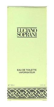 Luciano Soprani Eau De Toilette Spray 3.3Oz/100ml New In Box (Vintage)