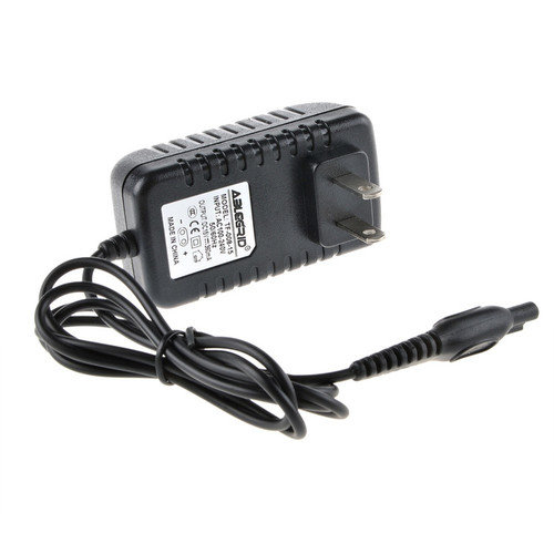 ABLEGRID AC / DC Adapter For Philips Norelco HQ6706, HQ6709 HQ6711, HQ6715 HQ6716 HQ6720, HQ6735, HQ6736 HQ6737 Philishave Razor / Electric Shaver Power Supply Cord