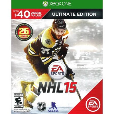 Electronic Arts NHL 15: Ultimate Edition (used)