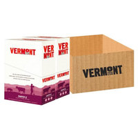 Vermont Smoke & Cure Meat Sticks, Beef & Pork, Antibiotic Free, Gluten Free, Chipotle, 1oz Stick, 48 Count