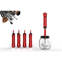 Makeup Brush Cleaner and Dryer Machine Completely Clean and Dry Quickly in Seconds Suit for Most Size of Makeup Brushes OZCHIN
