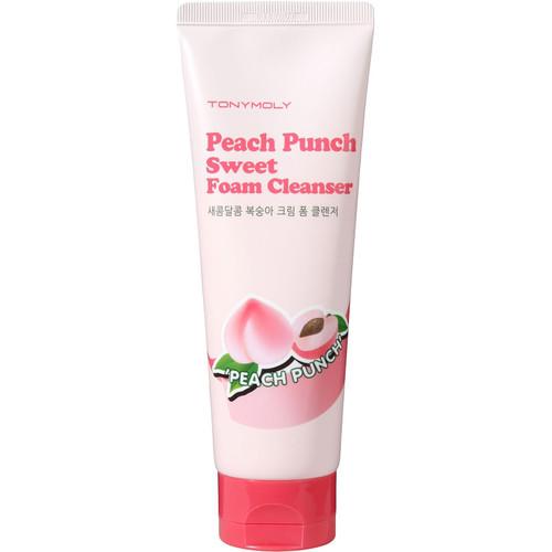 TONYMOLY Peach Foam Cleanser