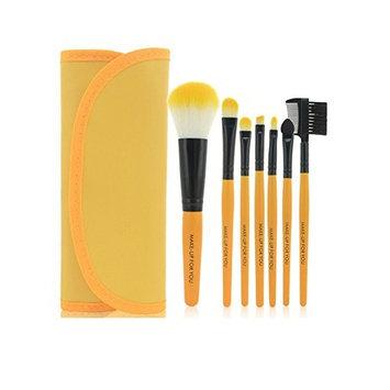 7Pcs Make Up brushes Foundation Eyebrow Eyeliner Cosmetic Brushes Super Soft