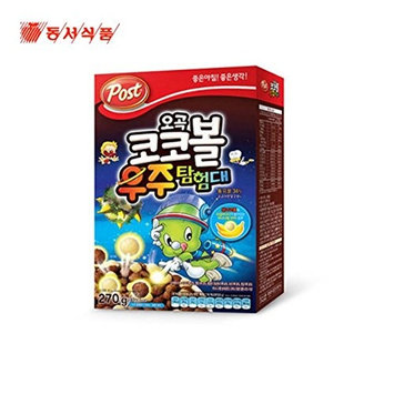 Dongsuh Post Cereal Coco Ball Space Explorer 270G X 3