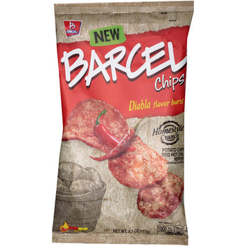 Barcel Diabla Flavor Burst Potato Chips, 4.1 oz