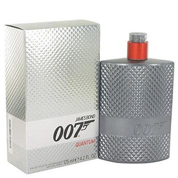 007 Quantum by James Bond Eau De Toilette Spray 4.2 oz for Men - 100% Authentic