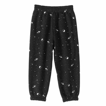 Baby Toddler Boys' Print Fleece Joggers