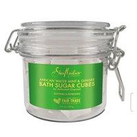 SHEAMOISTURE African Mint Bath Sugar Cubes 7.5oz, pack of 1