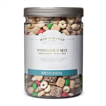 Wondershop Rudolph's Mix Indulgent Snack Mix 22oz , pack of 1