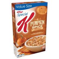 Kellogg Sales Company Special K Pumpkin Spice Cereal 17.7 oz