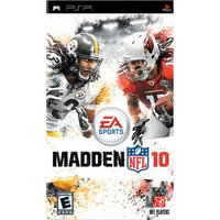 Electronic Arts Madden NFL 10 PSP (PSP Game Only )