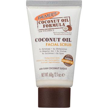 Palmer's Coconut Oil with Vitamin E Facial Scrub, 2.1 oz