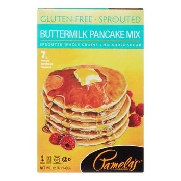 Pamela's Pancake Mix, Buttermilk, 12 Oz