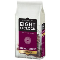 EIGHT O'CLOCK COFFEE Ground Coffee, French Roast, 36-Ounce