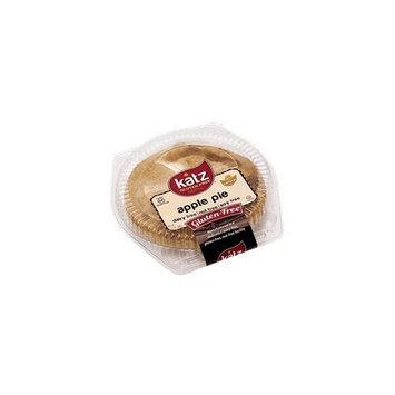 Katz, Gluten Free, Personal Size Apple Pie, 11.5 Ounce,