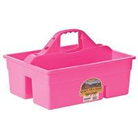 Miller Mfg Inc Miller Mfg Co Inc Plastic Dura Tote- Hot Pink - DT6HOTPINK
