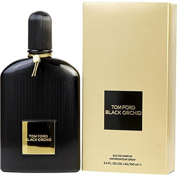 BLACK ORCHID by Tom Ford EAU DE PARFUM SPRAY 3.4 OZ (Package Of 3)