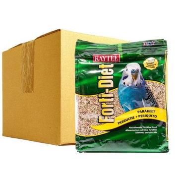 Acme Furniture Kaytee Forti-Diet Kaytee Forti Diet Parakeet Food BULK - 8 Pounds - (4 x 2 Pounds)