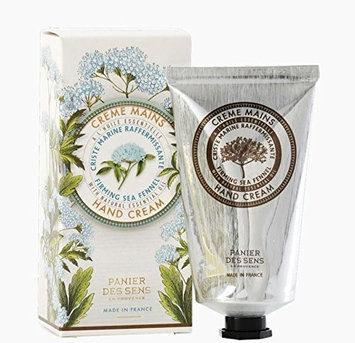 Trifing Panier Des Sens Hand Cream Firming Sea Fennel with Essential Oils by Panier des Sens