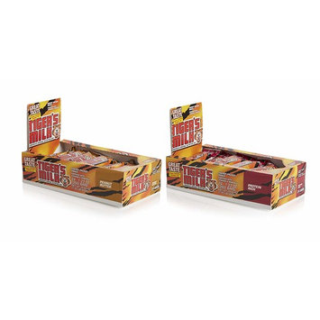 Tigers Milk Bar, Peanut Butter, Protein Rich -Variety SP 1 Pack akl( 48 Ct Total )