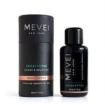 MEVEI   EUCALYPTUS Luxury Essential Oil - Bright & Uplifting   100% Pure & Natural (1 fl oz/30 ml)